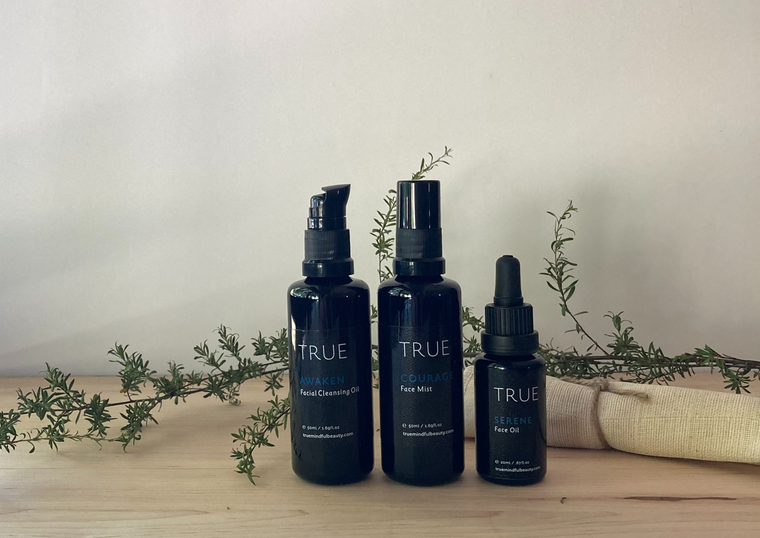 Daily Ritual TRIO. Cleanse, Mist, Moisturise & Face Cloth