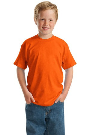 Hanes® - Youth ComfortBlend® 50/50 Cotton/Poly T-Shirt.  5370
