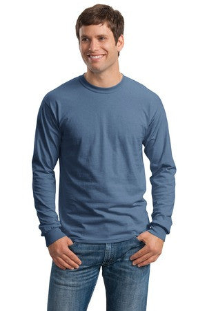 Gildan - Ultra Cotton™ 100% Cotton Long Sleeve T-Shirt.  G2400