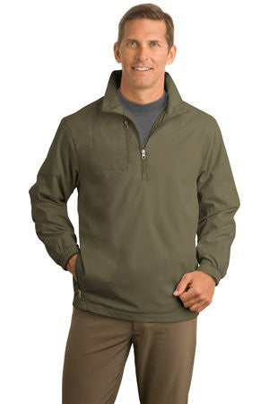 Port Authority® - 1/2-Zip Wind Jacket. J703