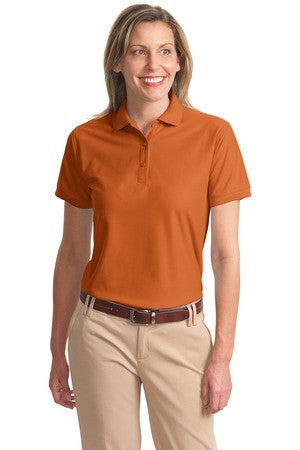Port Authority® - Ladies Silk Touch™ Polo.  L500