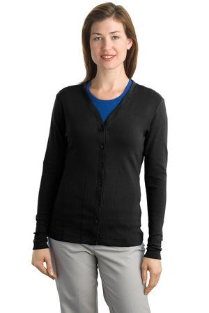 Port Authority® - Ladies Modern Stretch Cotton Cardigan. L515