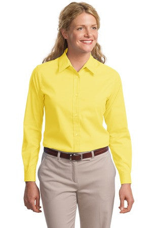 Port Authority® - Ladies Long Sleeve Easy Care Shirt.  L608