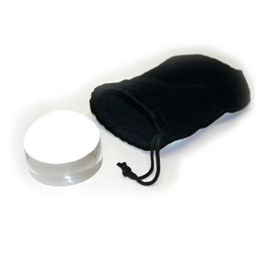 "Ultradome 2"" Loupe 4x Magnifier with Travel Pouch"