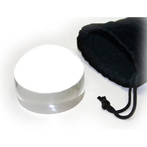 "Ultradome 3"" Loupe 4x magnifier with Travel Pouch"