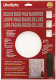 2x Deluxe Rigid Page Magnifier