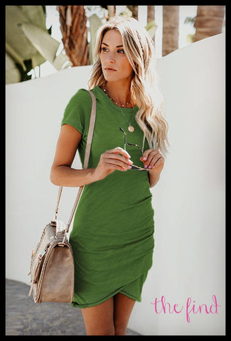 Celeste Cheetah Dress
