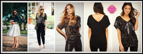 Jamison Top in Black