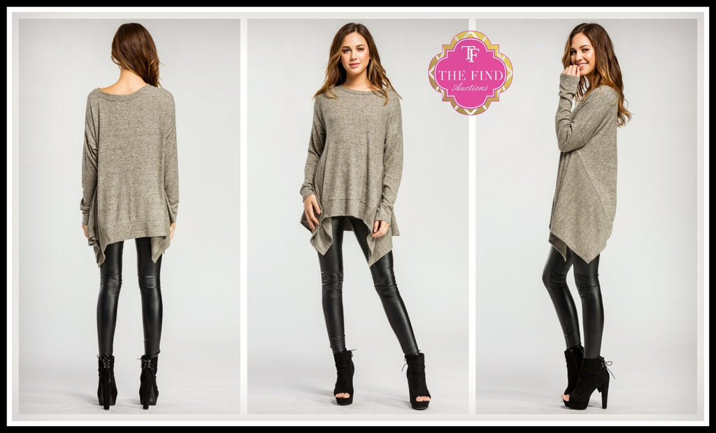Whistler Tunic in Olive