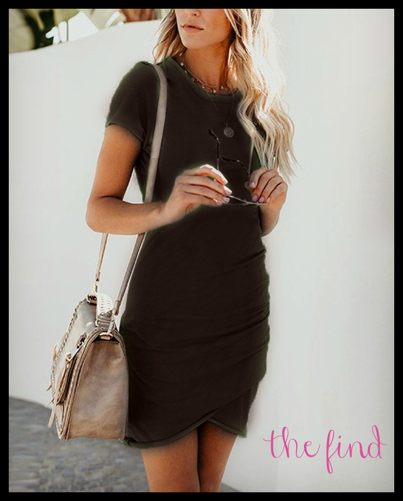 Harlan Dress in Black