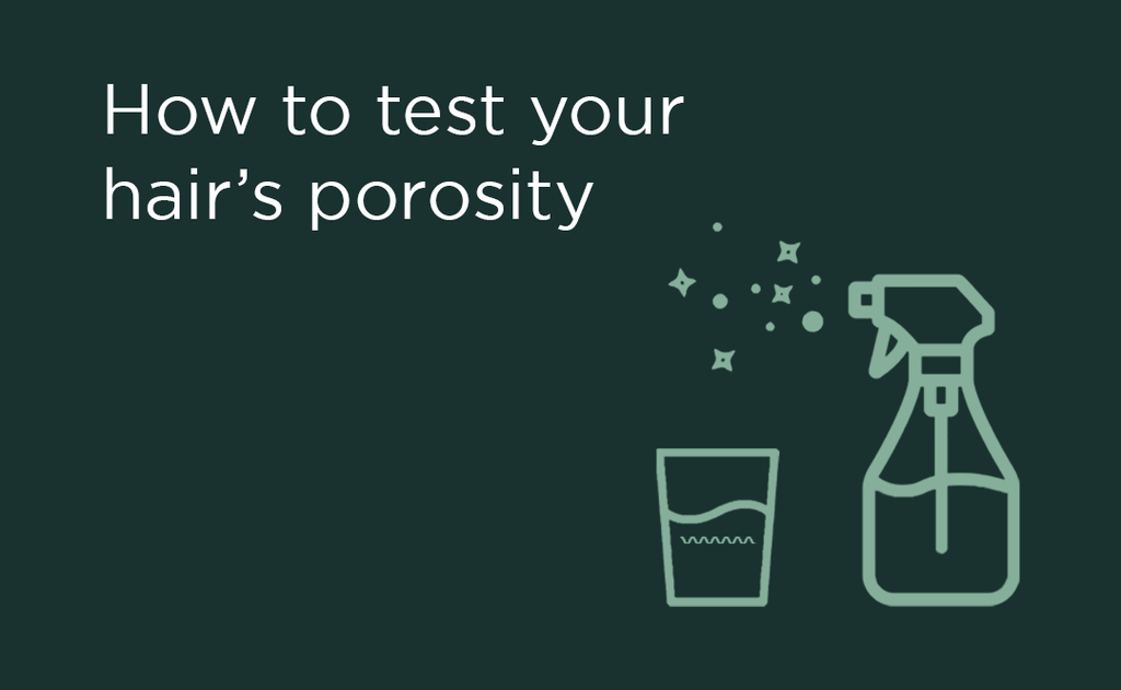 How To Test Your Hair's Porosity