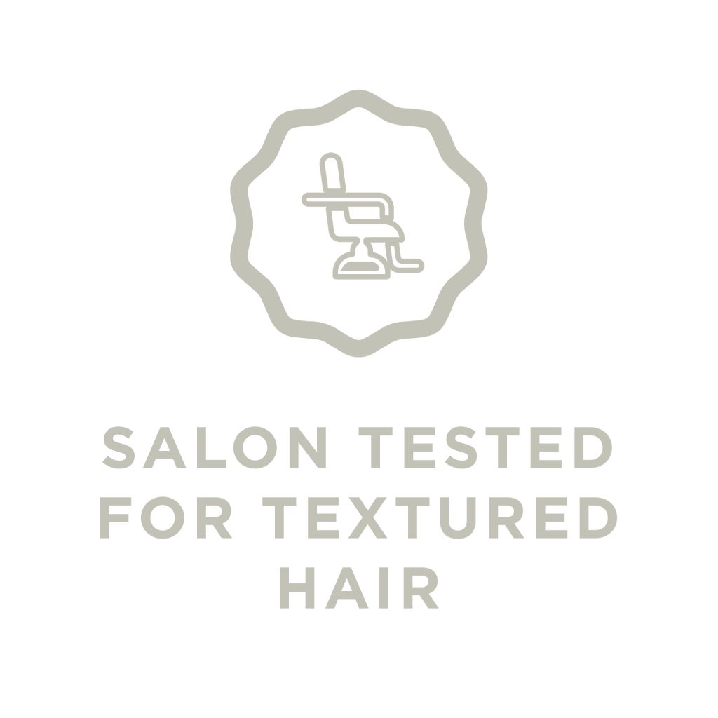 Salon tested for textured hair