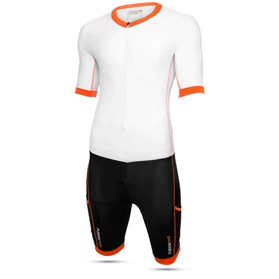 Fusion Speed Suit Einteiler Gr. XS - ORANGE