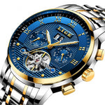 Mens  Business Fashion  Watch Automatic