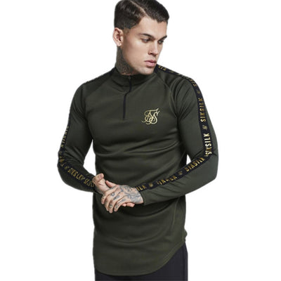 Military Turtleneck  T Shirts
