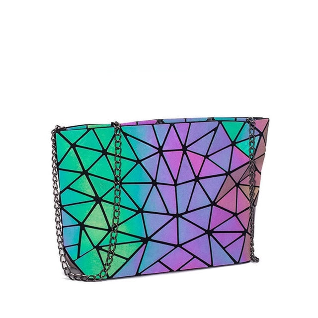 Luminous Chain Bag