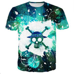 One Piece 3D T Shirt