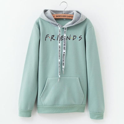 New Friends Hoodies