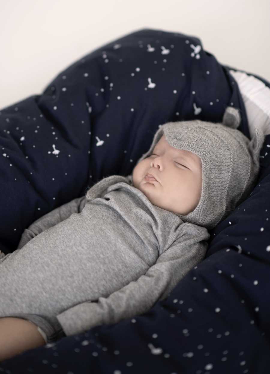 LOW IN STOCK - NIGHT SKY Bedding GOTS certified - Baby