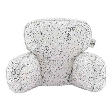 MIDNIGHT DUST KAPOK Pram Pillow
