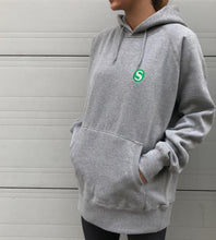 Lade das Bild in den Galerie-Viewer, S-Bahn - Hoodie - Black/Grey