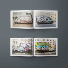 Lade das Bild in den Galerie-Viewer, TRUCK GRAFFICH - Graffiti on Parisian Trucks