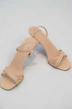 Load image into Gallery viewer, Elle Slingback Nude Heels - Evening Primrose Boutique