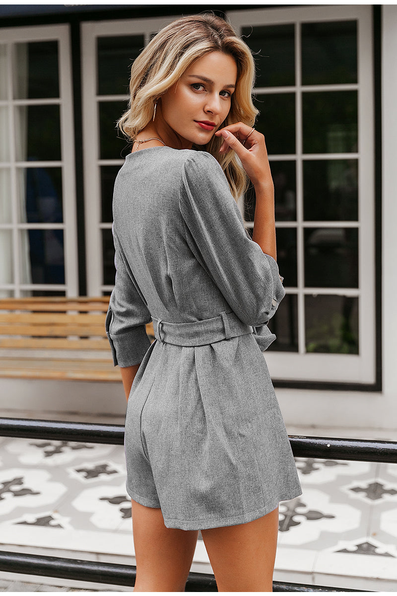 Fine Line To The Divine Playsuit