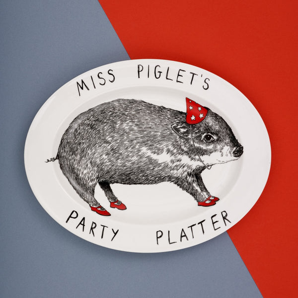 Jim Bobart - Miss Piglet's Party Platter