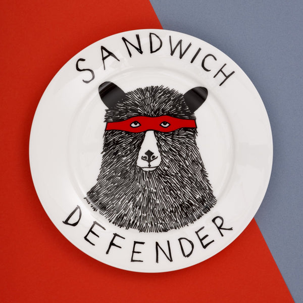 bord sandwich defender
