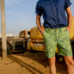 "Firo Shorts in ""Jungle Fever"""