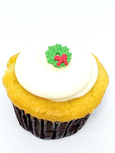 Christmas cupcakes mini size