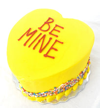 Load image into Gallery viewer, Be Mine Valentine's Cake