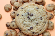 Load image into Gallery viewer, mini chocolate chip cookies