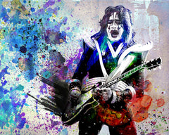 ace frehley kiss full image
