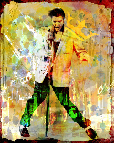 Elvis Presley Art
