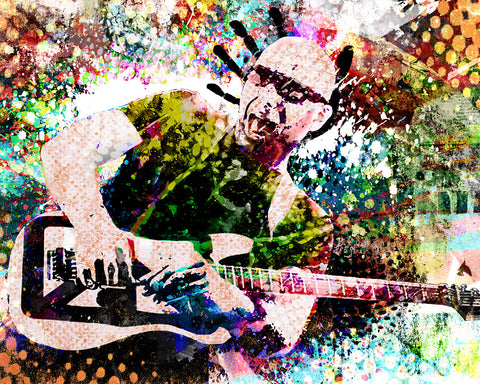 Joe Satriani Art
