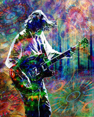 John Bell Art - Widespread Panic