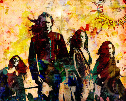 Alice In Chains Art