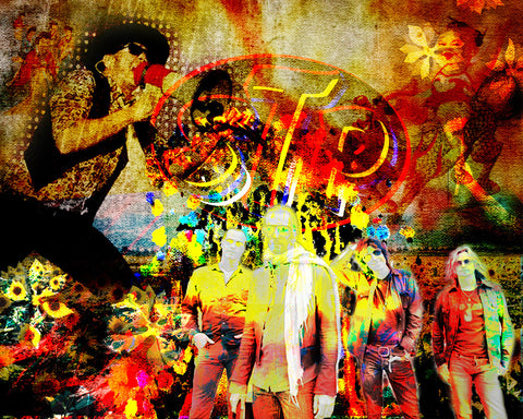 Stone Temple Pilots Art