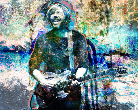 Trey Anastasio Art - PHISH