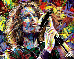 Chris Cornell Art