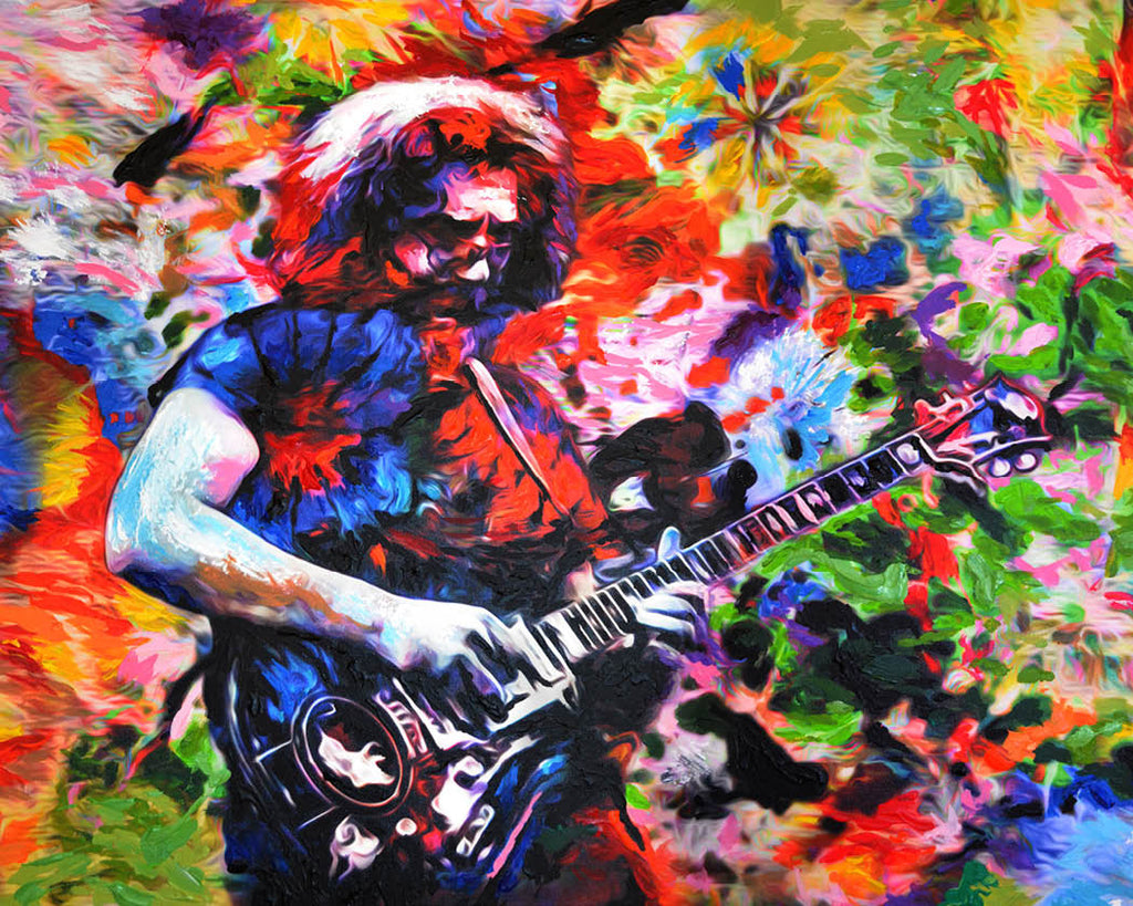 jerry garcia and the grateful dead Find great deals on ebay for jerry garcia doll in grateful dead memorabilia shop with confidence.