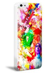 Red Hot Chili Peppers iPhone Case, iPhone 5s, 5c, 6
