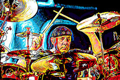 Neil Peart Art - RUSH