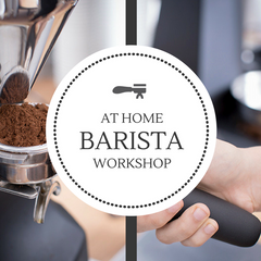 Barista training workshops by la Casa del Caffe