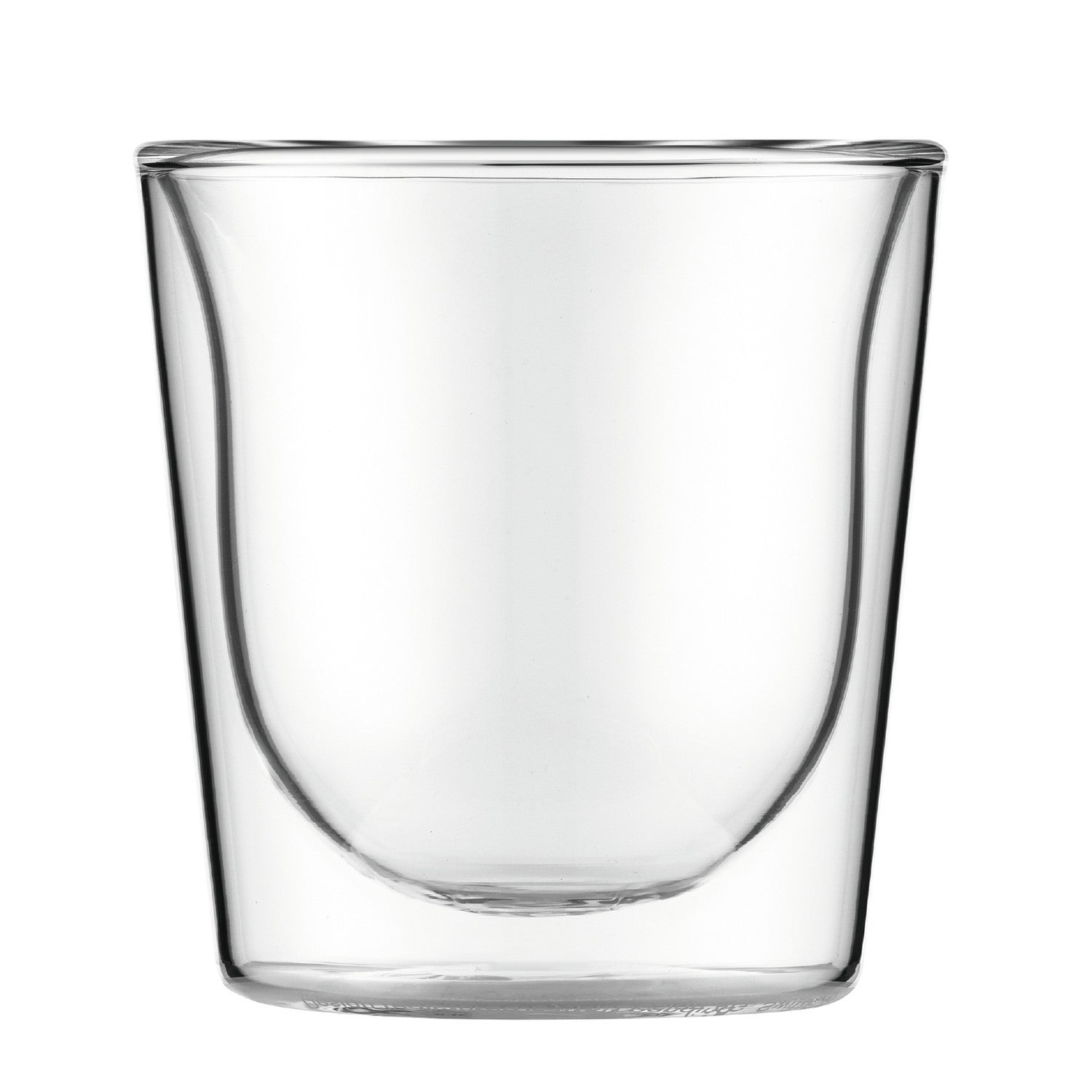 SKAL  2 Double Wall Glasses 200ml