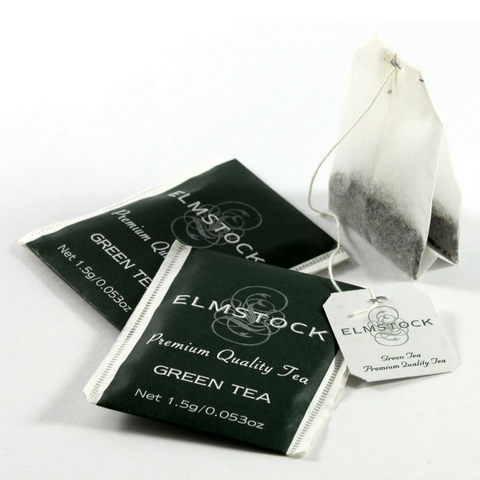 Elmstock Premium Quality Tea, green tea