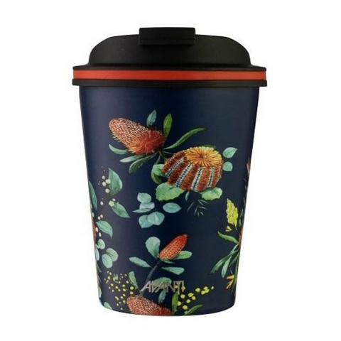 Avanti Go Cup 280ml Australian Natives