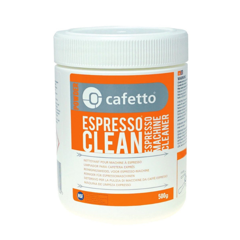 Cafetto Espresso Machine Cleaner powder 500g